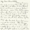Letter to Kelly and Alice Barnes, March 3, 1930
