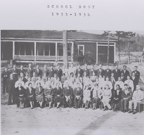 1934 Student Body