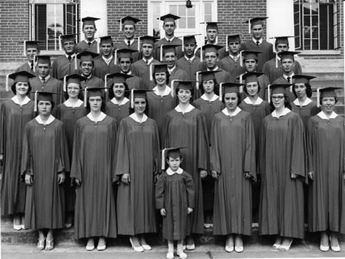 1963 high school