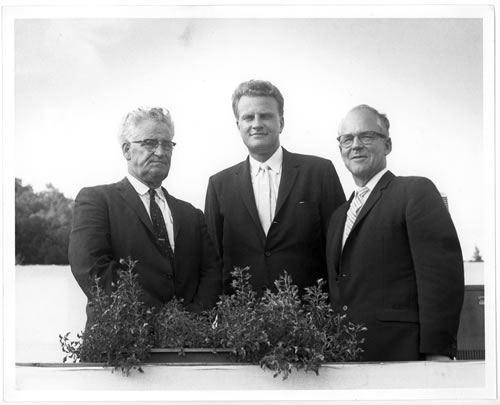 TFI Celebrates 50 years
