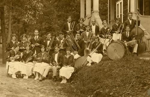 1921-1922 Band