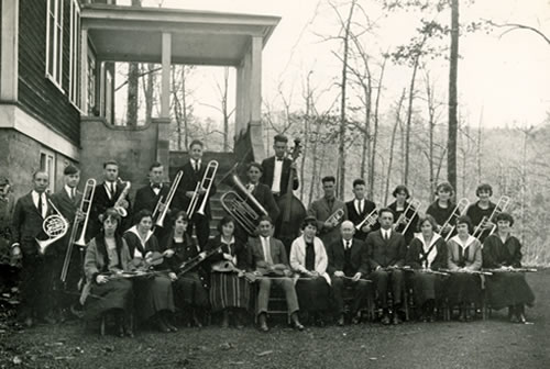 1922-1923 Band