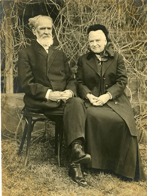 Dr. and Mrs. A.B. Simpson