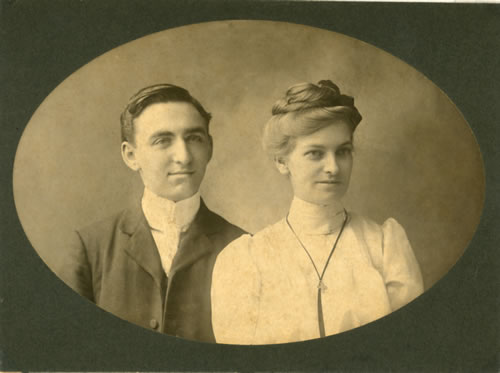 Dr. and Mrs. R.A. Forrest