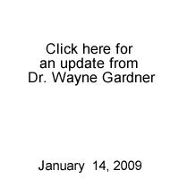 Dr. Gardner's Update
