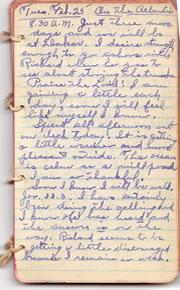 February 25, 1930