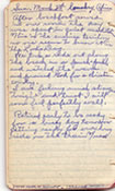 March 2, 1930 diary