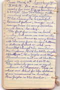 Diary March 4, 1930
