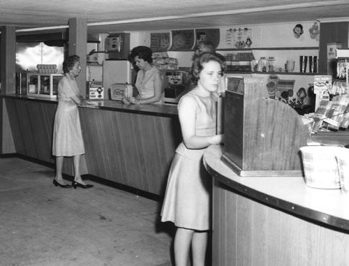 Earl Hall Canteen