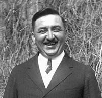 Richard Forrest grinning