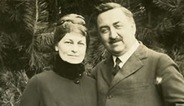 Richard and Evelyn Forrest Photos