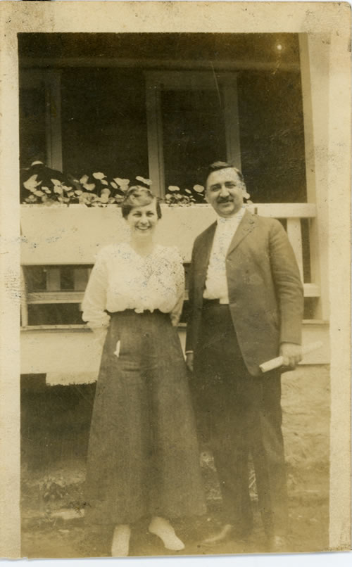 Evelyn and Richard Forrest