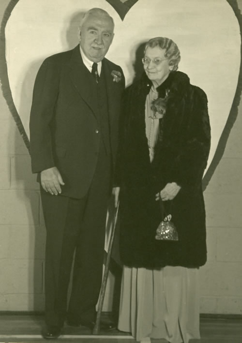 Richard and Evelyn Forrest