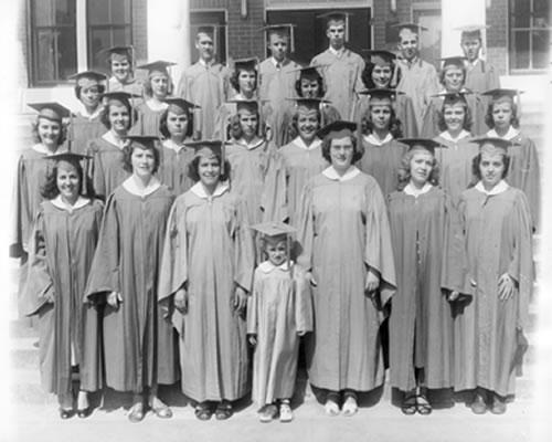 1950 High School