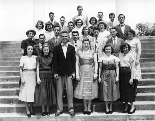 1951 High School