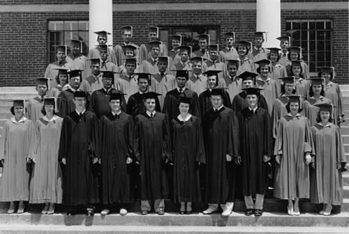 1955 High School