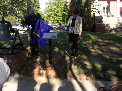 Unveiling of the Historical Markers