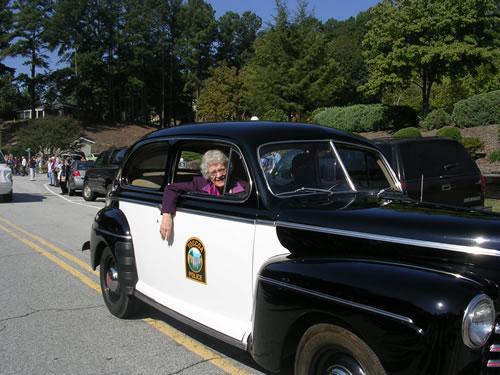 TFC Centennial Parade