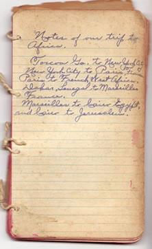 intro 1st diary