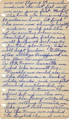 Diary May 3, 1930 page 2