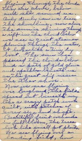Diary May 3, 1930 page 3