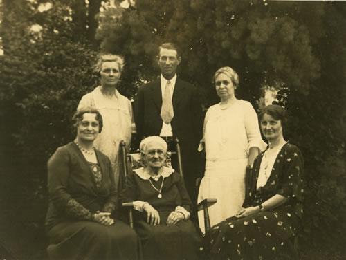 Evelyn Forrest's Family