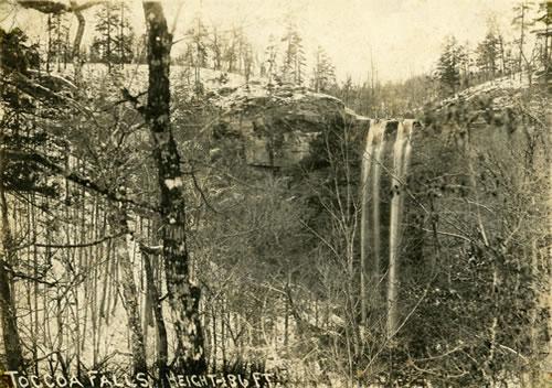 Pre 1900s Falls