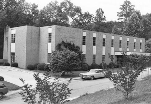 Seby Jones Library