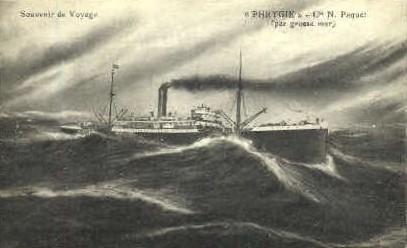 Steamship Phrygie