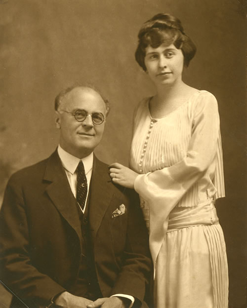 Susie and Jack Mathes